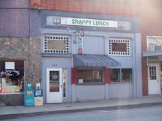 Snappy Lunch, Mt Airy NC