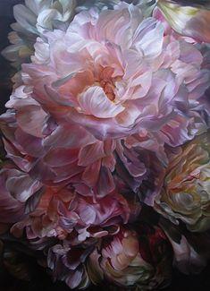 Marcella Kaspar_Heart Strings_oil on linen_167x122cm_2009