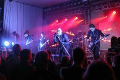 MEGAHERZ auf Erdwärts Club-Tour 2016
