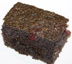 Elmira paleo konyhája: paleo mákos süti