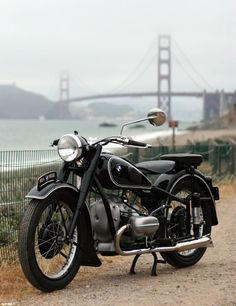 Lars' 1938 BMW R51 #motorcycles #Phuket #Thailand