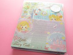 Photo1: Kawaii Cute Letter Set Q-LiA *Little Fairy Tale (90200)