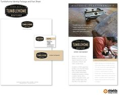 Tumblehome Identity Package and Fact Sheet
