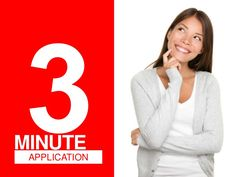 3 minute payday loans application with easy online mode even no credit check attached with these quick financial services. Apply today #money #loans #finance #lending #finance http://www.slideshare.net/AllissaMeyers/payday-loans-online-with-same-day-application-approval-apply-today