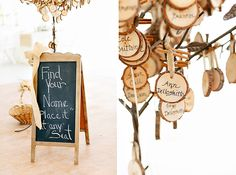 Cute seating arrangement idea for weddings.  Heritage Prairie Farm » Kina Wicks Photography .