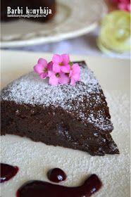 Barbi konyhája: Olvadó csokoládétorta - Paleo Eat Dessert First, Paleo Dessert, Paleo Food, Cake Recipes, Dessert Recipes, Hungarian Recipes, Sweet Desserts, Low Carb Recipes, Food Porn
