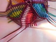 ΠΟΛΥΧΡΩΜΟ ΜΕΝΤΑΓΙΟΝ – kentise Macrame Art, Crochet Bikini, Projects To Try, Fashion, Macrame Earrings, Bags, Projects, Moda, Fashion Styles