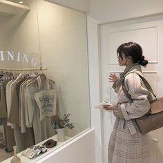 Pin by T͙A͙I͙Y͙A͙B͙E͙A͙R͙ on ☆彡Kfashion彡☆ Clothes korean style Korean aesthetic Beige aesthetic