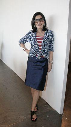 Look da Gloria, dia 4 | Chic - Gloria Kalil: Moda, Beleza, Cultura e Comportamento