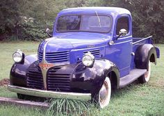 1941 Dodge pickup....Re-pin...Brought to you by #HouseofInsurance for #CarInsurance #EugeneOregon