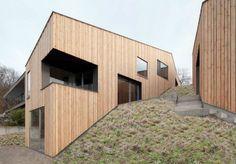 House 2y 2 460x320 Дом на склоне в Австрии 2