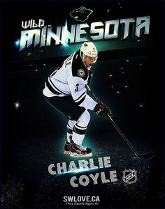 best service 76e94 f0a54 123 Best Charlie images in 2019 | Sports, Minnesota wild ...