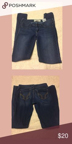 Jeans Size 5 jegging jeans from hollister. In great condition. Hollister Jeans