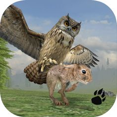 Amazon.com: Horned Owl Simulator: Appstore for Android
