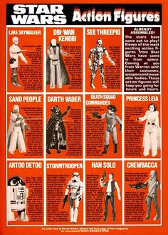 Star Wars Figurines, Star Wars Toys, Star Wars Art, Star Trek, Star Wars Merchandise, Star Wars Images, Sci Fi Horror, Star Wars Action Figures, Star Wars Collection