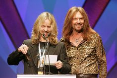 Tommy Shaw & Ricky Phillips from Styx