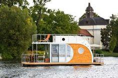 Nautilus, kényelmes lakóhajó