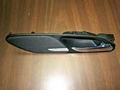 Genuine BMW E46 325Ci 330Ci Passenger Right Outside Door Handle Carrier NEW OEM