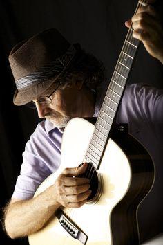 Guitarist Rembrandt Lighting