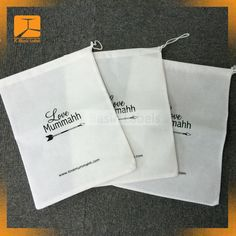 custom dust bag one color printed Custom Bags, Custom Labels, Canvas Bags Wholesale, Turn Time, Read Red, Non Woven Bags, Cotton Bag, Fashion Bags, Dust Bag