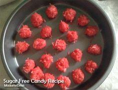 Coconut candy http://madamedeals.com/sugar-free-candy-recipes/ sugar-free recipes | Sugar Free Candy Recipes - Madame Deals, Inc.