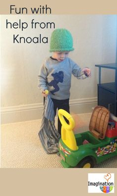 Activities for Infants to Preschoolers with Free Knoala *A great post from our friends at Imagination Soup