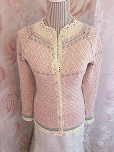 ullesandell's Sommerkoften Knitting Projects, Pull, Ravelry, Sweater Cardigan, Knit Crochet, Crochet Patterns, My Style, Cardigans, Vintage