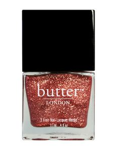 Butter London 3 Free Nail Lacquer in Rosie Lee, $17