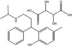 Desisopropyl Tolterodine Tartrate