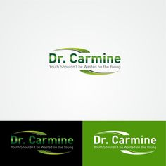 Create an Anti-Aging Logo and Website by SmoothArrow