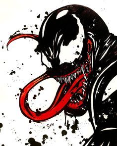 Venom by PastabbleArtworks on DeviantArt