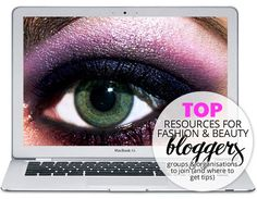 Resource for Fashion & Beauty Bloggers #blogging #inspiration #fashion #beauty