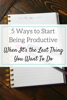 Need some tips in the productivity department? Check out these easy ideas to help get you out of your rut and have your most productive day yet.