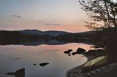 Gregg Lake, Antrim, New Hampshire...where I spent my summer days with the Maynards.