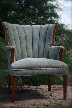 1000 Images About Channel Back Chairs On Pinterest
