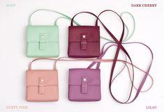 """Shoulder bag """"Ponika"""", small cossbody bag"""