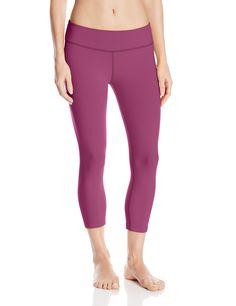 Amazon.com: Beyond Yoga Capri Leggings, Sangria, Large: Sports & Outdoors