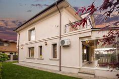 Proiect Casa Rezidentiala Otopeni – Profile Decorative Home Gate Design, Gate House, Architectural Elements, Home Fashion, Exterior, Mansions, House Styles, Modern, Home Decor