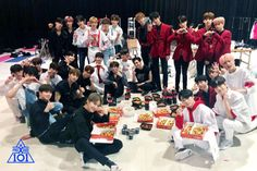 Mnet 프로듀스 X 101(PRODUCE X 101) (@mnet_produce101) | Twitter Special Girl, Special Guest, All About Kpop, In A Little While, Golden Child, Produce 101, Kim Min, Starship Entertainment, Funny Moments