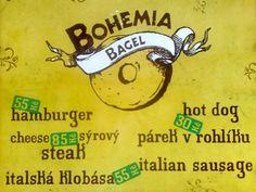 Bohemia Bagel #prague