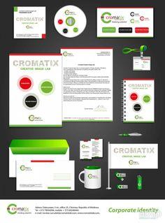 Cromatix Creative Image Lab: графический дизайн, фирменный стиль, корпоративный стиль, фирменный знак, логотип, брендбук, швейцарский, международный #graphicdesign #corporateidentity #corporateidentity #brandname #logo #brandbook #swiss #international arXip.com