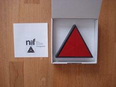 Hexagramm Nr. 9605 Design Ulrich Namislow 1990 by Naef Spiele