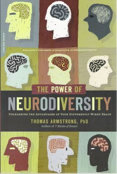Thomas Armstrong, Power of Neurodiversity Tap the link to check out fidgets and sensory toys! Happy Hands Toys!