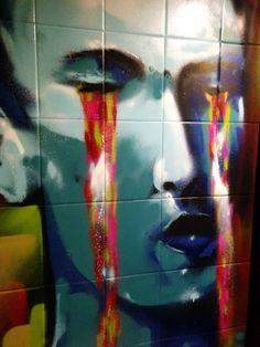 Corart - Diseño interior Frida #Grafitis