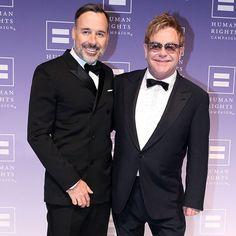 Pin for Later: Elton John Appelle au Boycott de Dolce & Gabbana