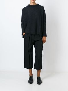 Daniela Gregis funnel neck sweater