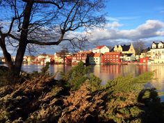 På promenad i Eskilstuna