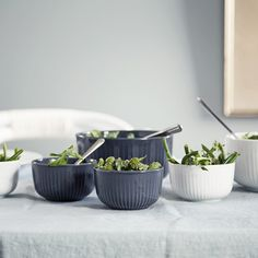 Use the Hammershøi tableware to create a complete design experience on your dining table – for everyday and parties.