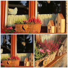 Kouzlo venkova: JEDEN PODVEČERNÍ... Wooden Art, Small Gardens, Tree Branches, Halloween, Ladder Decor, Fall Decor, Diy And Crafts, Art Pieces, Sweet Home