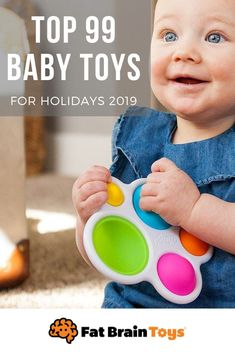 GIFT GUIDE: Top 99 Baby Toys for Holidays 2019 Get the perfect kids toys for your youngsters Best Baby Toys, Best Baby Gifts, Cool Baby Toys, Musik Player, Toddler Toys, Toddler Girls, Baby Girls, Kids Toys, Cool Baby Stuff